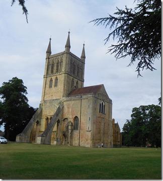 8 pershore abbey