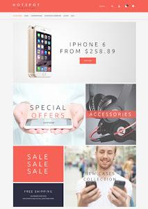 15 mẫu website bán hàng miễn phí cực đẹp