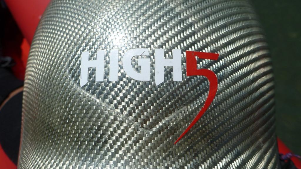 High5 Rafting am 23.06.2012