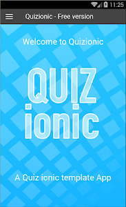 Quizionic 1.4.4 - Demo App screenshot 0