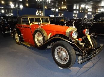 2017.08.24-258 Mercedes-Benz 710 SS cabriolet 1929
