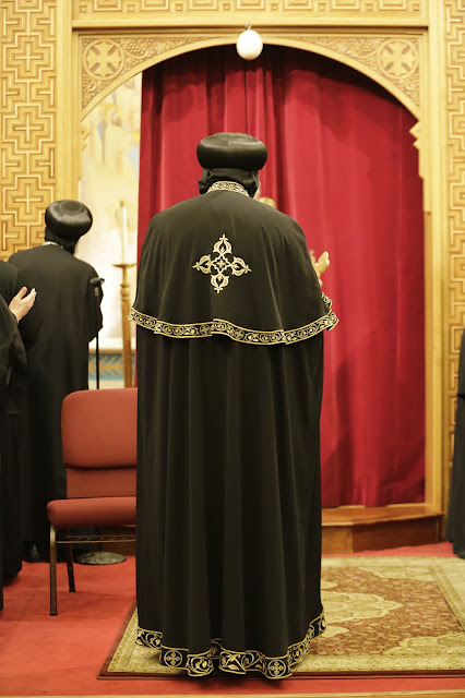 His Holiness Pope Tawadros II visit to St. Mark LA - _09A9249.JPG