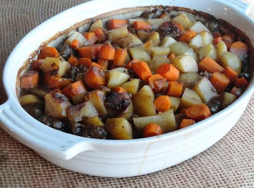 Connie's Sirloin Casserole Recipe