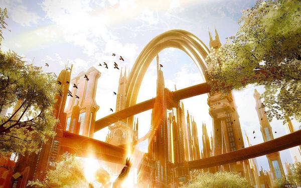 Golden Gates Of Paradise, Magical Landscapes 2