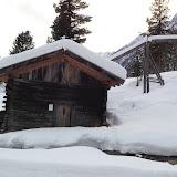 Weihnachten - Schneeschuhwandern Martelltal - Südtirol 05.12.12
