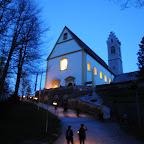 Lichterprozession auf den St.Georgenberg - 30.04.2013