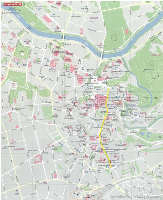vilnus map 2