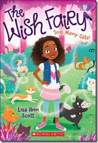 THE WISH FAIRY #1 cover