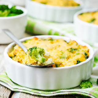 Vegetarian Broccoli Casserole Recipes