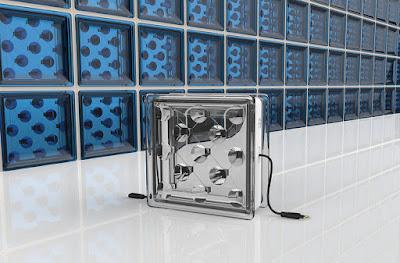 UK University develops solar power glass bricks