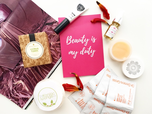 Latest In Beauty review, LIB review, Latest In Beauty build your own box review