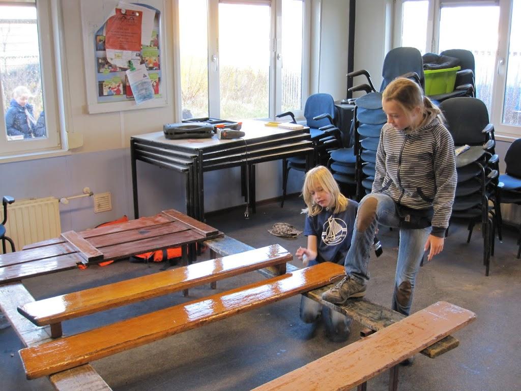 Zeeverkenners - Onderhoud hout - IMG_4986.JPG
