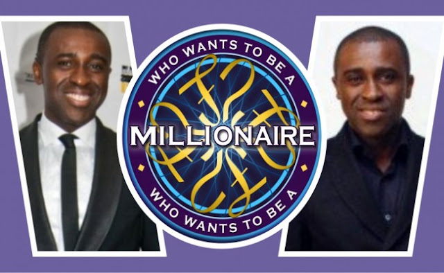Frank Edoho Earned N156 Million On 'Who Wants To Be A Millionaire'