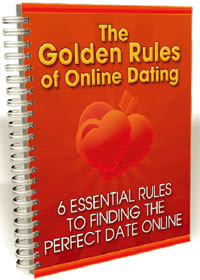 Cover of Elena Petrova's Book The Golden Rules Of Online Dating