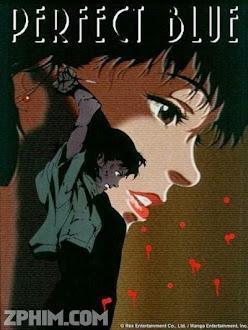 Màu Của Ảo Giác - Perfect Blue (1997) Poster