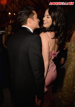 Chuyện tình ồn ào của Orlando Bloom và Katy Perry