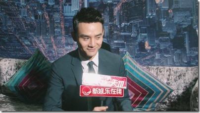 王凱 X 360手機訪問 09