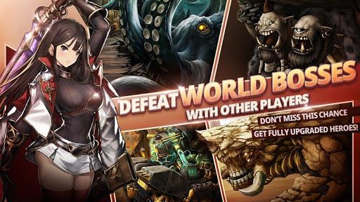 Brave Nine - Tactical RPG apkpoly screenshots 8