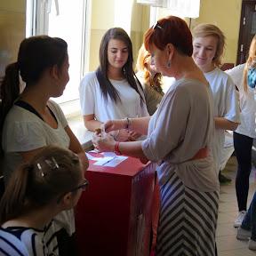Wybory przewodniczącego Samorządu Uczniowskiego - 19 września 2014