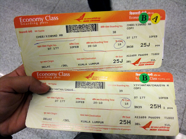 This Is Why You Should Destroy Your Boarding Pass The Logical Indian