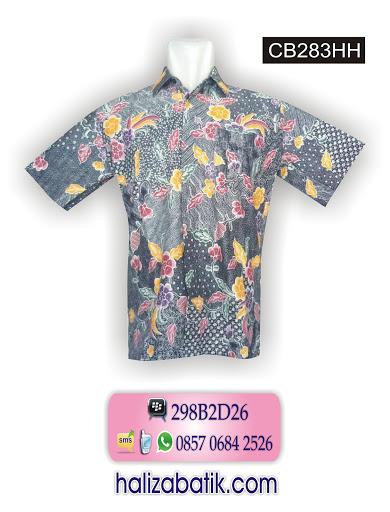 CB283HH Model Baju Batik, Batik Murah, Batik Fashion, CB283HH