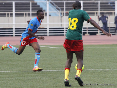 Foot-amical : la RDC face au Maroc avec les juniors