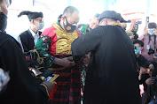 Terikat Sejarah Leluhur di Buton, Mayjen TNI Andi Sumangerukka di Anugerahi Gelar Laode Lakina Umane Lipu