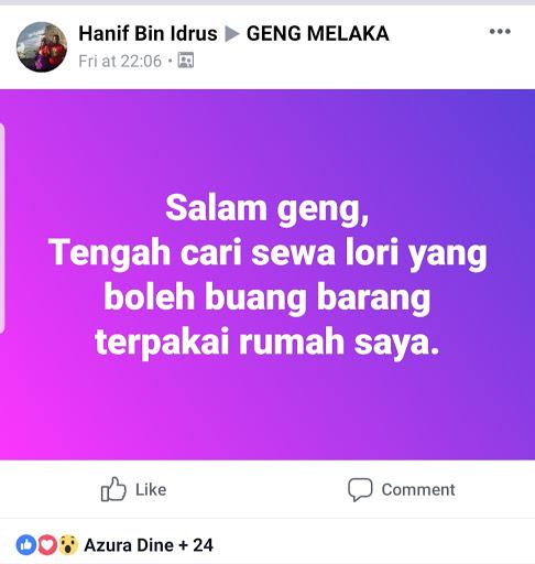FB GENG MELAKA TERBAIK