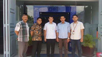 Harap Bank BRI Hadir di Jalang, Komisi II Temui Pimpinan BRI Sengkang