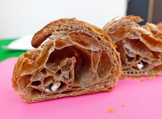 29 Gontran Cherrier Bakery Taipei 限購6個法國超人氣排隊可頌 食尚玩家 台北大雞大利食來運轉特別企劃