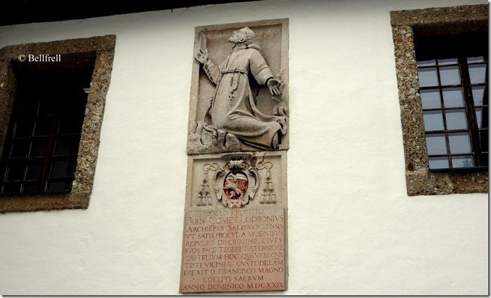 Franziskischlössl Fassade