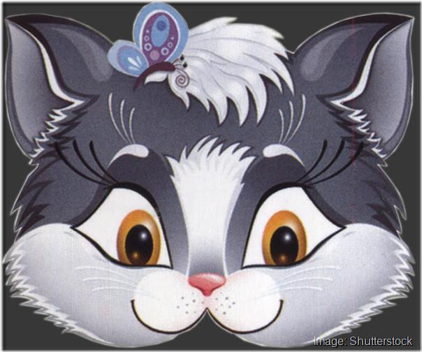 kids-face-masks-template-animals-grey-kitten-design
