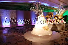 Fotos de decoração de casamento de Casamento Lívia e Roberto no Iate Clube RJ Pérgula da Piscina da decoradora e cerimonialista de casamento Liliane Cariello que atua no Rio de Janeiro e Niterói, RJ.