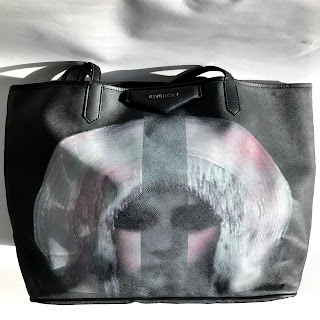 Givenchy Graphic Oversized Tote