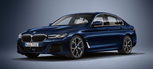 BMW Serie 5 530e