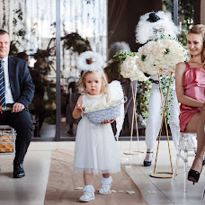 Wedding photographer Olya Yaroslavskaya (olgayaros86). Photo of 13.08.2018
