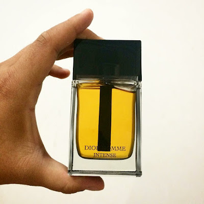 Perfume Dior Homme Intense