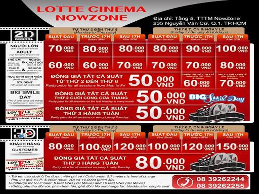 Lotte Nowzone, lotte nguyễn văn cừ