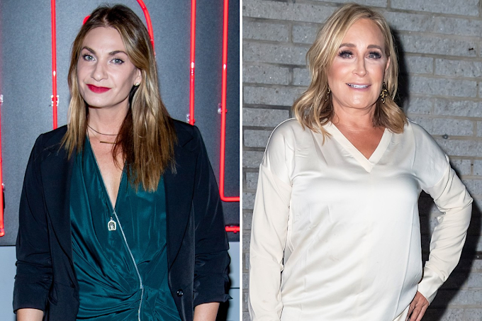 Real Housewives of New York City star, Heather Thomson claims co-star Sonja Morgan allows men 'put lit cigarettes in her v*gina'