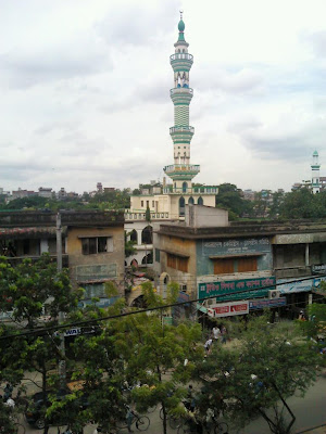 Railway Jame Masjid (DIT Mosjid)