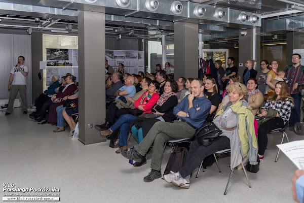 Spotkanie podróżnicze w Gdynia InfoBox
