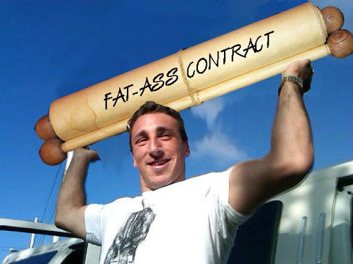 Brad Marchand four year contract with Bruins