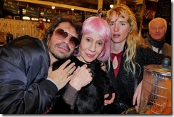 Olivier Zahm, Marie Beltrami and Zoe le Ber