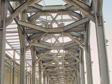 Galvanized Structural Steel for Process Structure