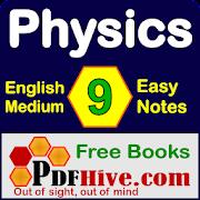 Physics 9 Notes English Medium