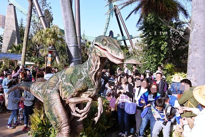 17 日本環球影城15周年 Re-boooorn 飛天翼龍 侏羅紀公園