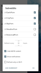 Rainpaper- screenshot thumbnail