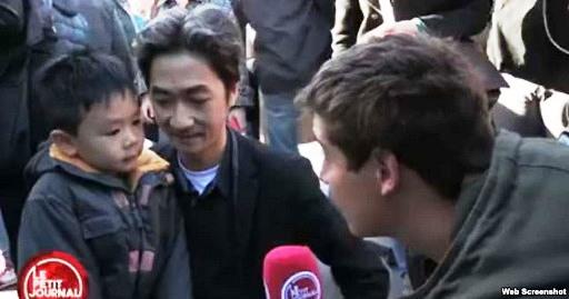 Cha con người Pháp gốc Việt gây xúc động khi nói về vụ khủng bố Paris