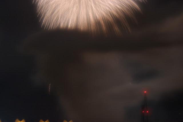 神明の花火2017