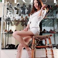 LiGui 2014.03.01 网络丽人 Model 文欣 [58P] cover.jpg